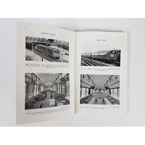 31 - Ian Allan ABC British Electric Trains 1946 Book....
