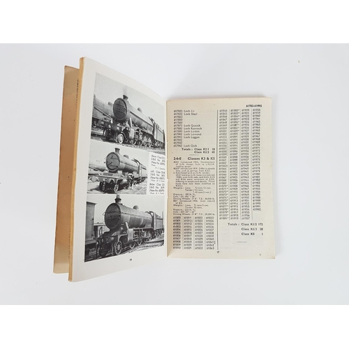 38 - Ian Allan ABC  British Railways Locomotives Eastern & Ne Regions 60000 - 79999 1948....