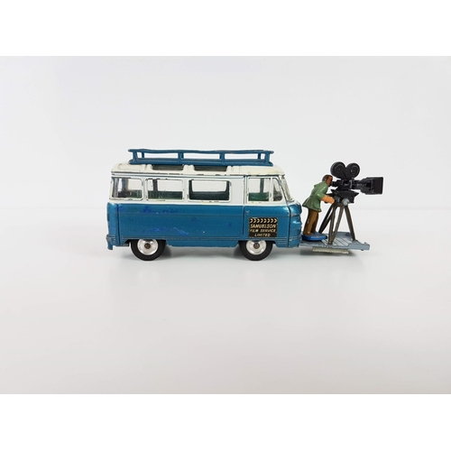 46 - A Boxed Corgi Toys 479 Commer Mobile Camera Van