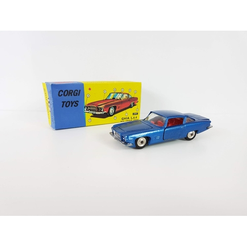 49 - A Boxed Corgi Toys 241 GHIA L.6.4 Car In Excellent Condition - Please Note The Vehicle Is An Origina...