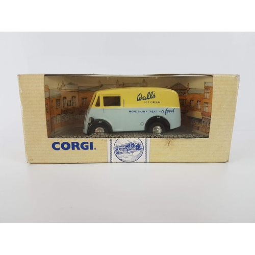 51 - Boxed Corgi 99801 Morris J Walls Ice Cream Van....