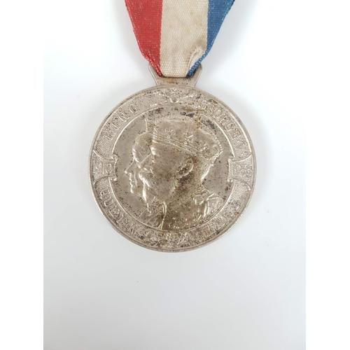 86 - A 1935 King George V Silver Jubilee Medal....