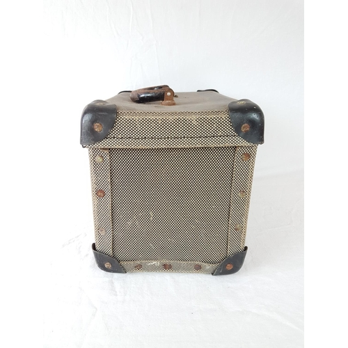 89 - A Vintage 1960's Carry Case In Good Condition....