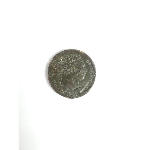 105 - An 1816 George III Silver Sixpence....