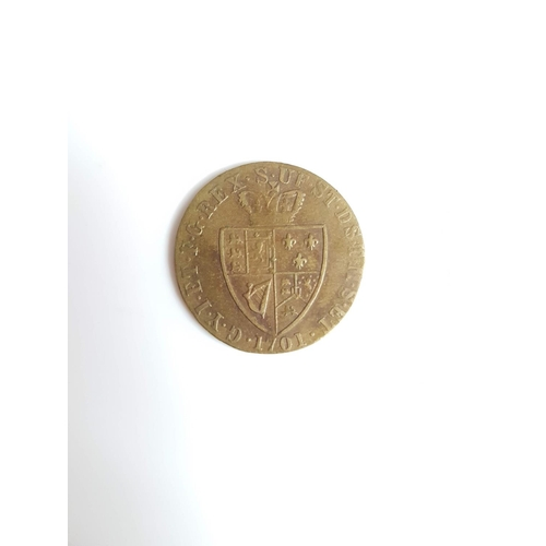 106 - A Qty Of Four Coins To Include Queen Victoria & George III....