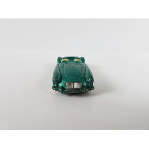 109 - A Corgi Toys MGA Convertable Car - In Need Of Tires....
