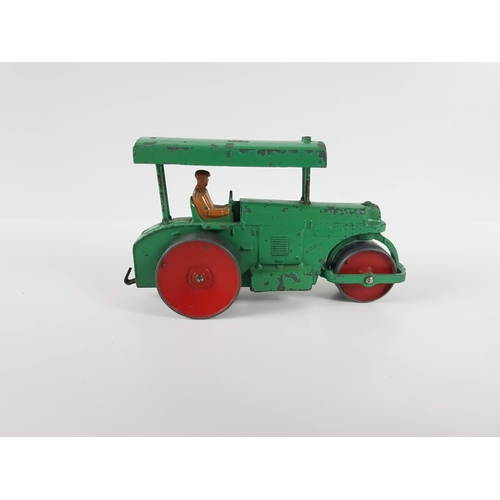 114 - Dinky Toys Aveling - Barford Steam Roller In Good Condition....
