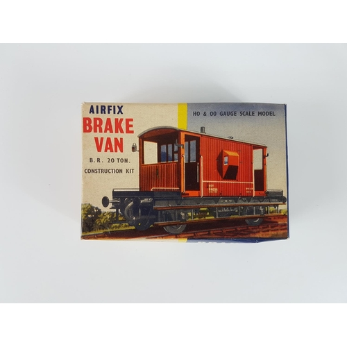 115 - A Vintage Airfix OO Gauge Brake Van - Complete With All The Parts....