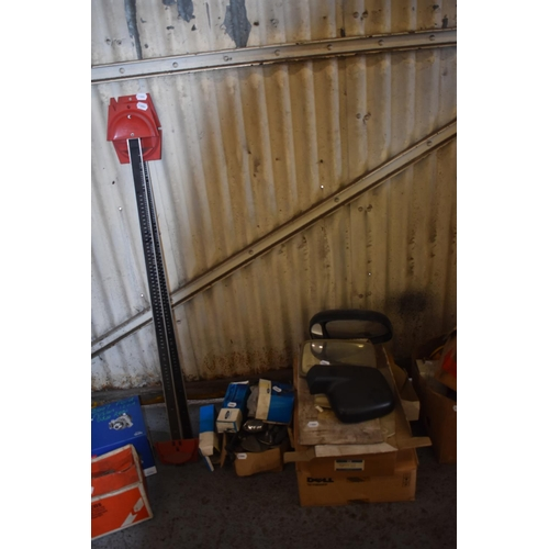 4 - Assorted Ford spares, some new old stock (qty)...
