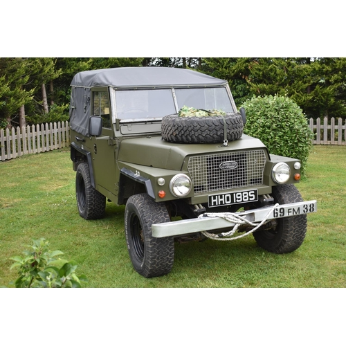 Clutch not working** A 1974 Land Rover Series III military