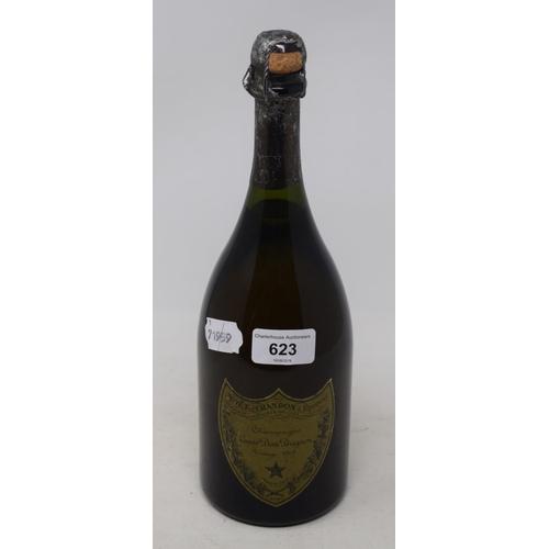 623 - A bottle of Dom Perignon, 1969...