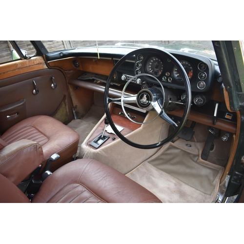 17 - A 1972 Rover P5B Coupé, registration number COX 950K, chassis number 845068860, engine number 840176...