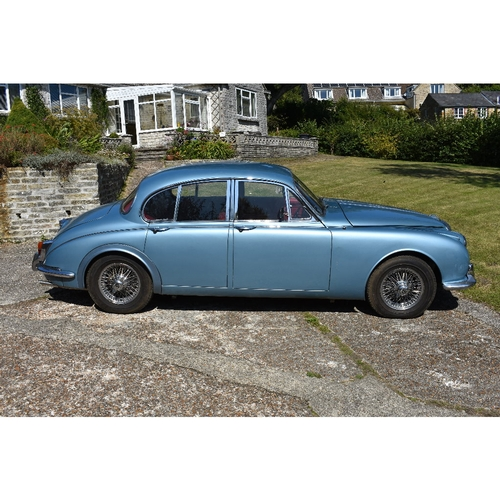 26 - * This car was an insurance write off in 1991 *  A 1968 Daimler V8 250, registration number NDF 873F...