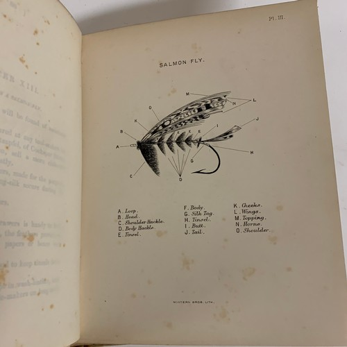 434 - Sandeman (Fraser) By Hook and By Crook, second edition, 1894, title page inscribed To G.D. Atkinson ...