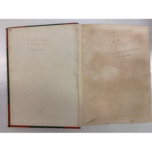 408 - Brown (J. T.) The Encyclopaedia of Poultry, illus Waverley Book Co Ltd, gilt dec cloth, bindings rub...
