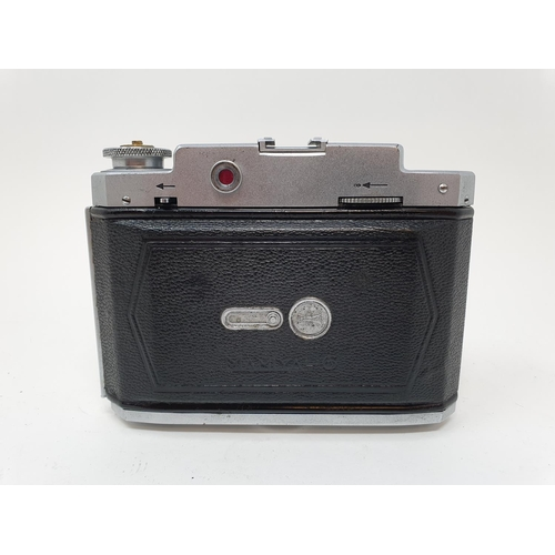 48 - A Mamiya-6 folding camera  Provenance: Part of a vast single owner collection of cameras, lenses and...