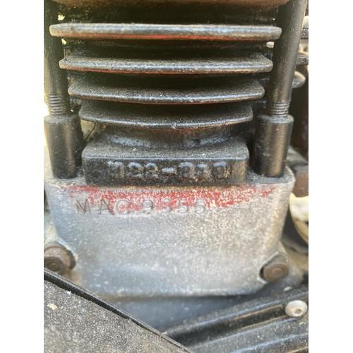 35 - 1946 Velocette MAC  Being sold without reserve Registration number BPR 628 Frame number 2759 Engine ...