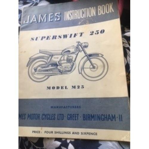 44 - 1964 James Commodore 250  Registration number BKU 132B Frame number GL 2051553  Engine number A29D 1...