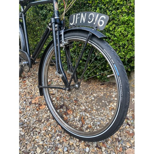 45 - 1954 BSA Winged Wheel  Registration number JFN 916  Frame number J 51728  Engine number 13370  Very ...