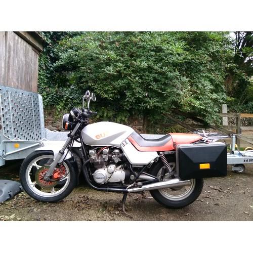 47 - 1982 Suzuki GS 650 Katana  Registration number ORL 463X   Frame number GS650 GD 102237   Engine nu...