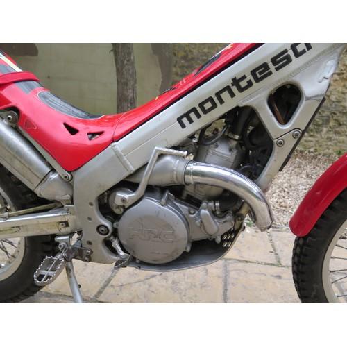 48 - 2003 Montesa 315R Doug Lampkin Replica Frame numberA02E 309400   Engine numberTBA   Unrestored  Pu...