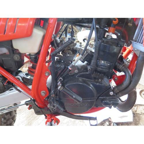 55 - 1983 Honda MTX 80 R  Registration number JWR 728Y  Frame number HD 08 1000292  Engine number HD08E 1...