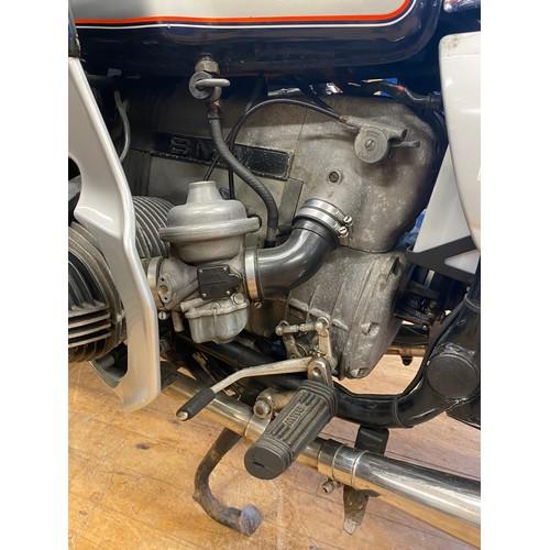 57 - 1979 BMW R100 RS  Registration number DUC 219V  Frame number 6096944  Engine number 6096944  92,432 ...