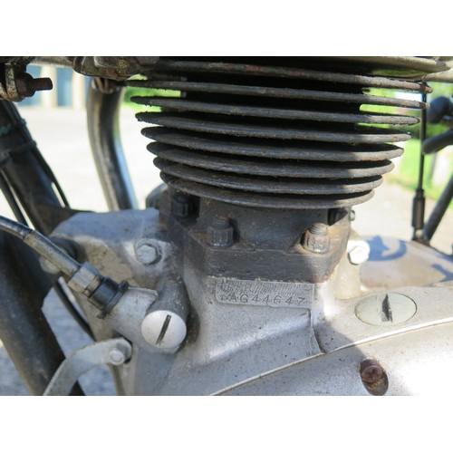 65 - 1973 Triumph TR6  Registration number XEU 359K Frame number AG 44647  Engine number AG 44647  30,265...