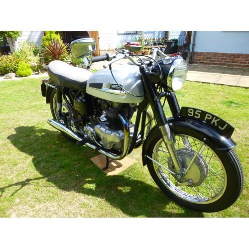 77 - 1961 Norton Dominator 99  Registration number 95 PKJ  Frame number R14D/ 91530  Engine number R14D/ ...