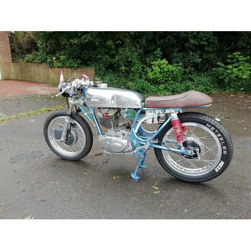 122 - 1972 Ducati 350  Frame number 355865  Engine number 085872  Not yet registered  Race bike built for ...