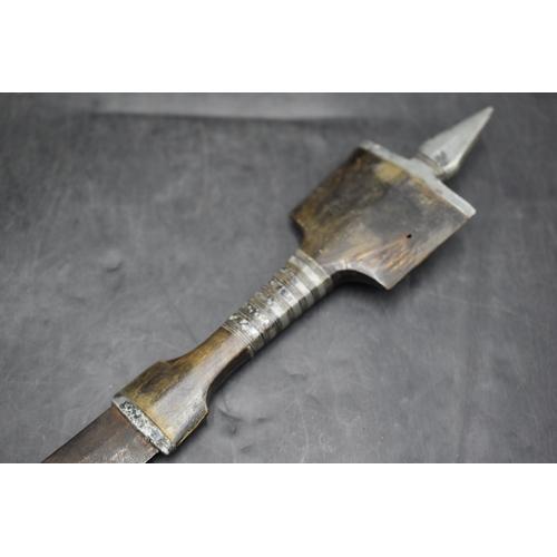 131 - Vintage African Short Sword 59cm Long...
