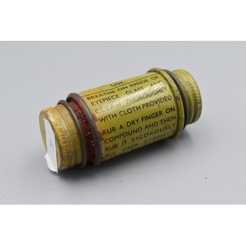 71 - RAF Outfit Anti Dimming Kit for Cleaning Fly Goggles...