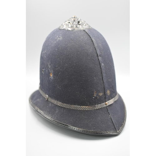 5 - Early 19th Century Cork Bodied Police Helmet by Christy's London, no Badge...