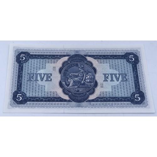 The British Linen Bank 1968 Five Pound Note (L12878008)