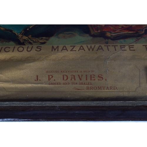 10 - DELICIOUS MAZAWATTEE TEA CALENDAR 1898