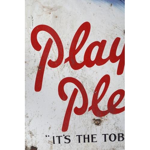 11 - PLAYER'S PLEASE ORIGINAL VINTAGE SIGN