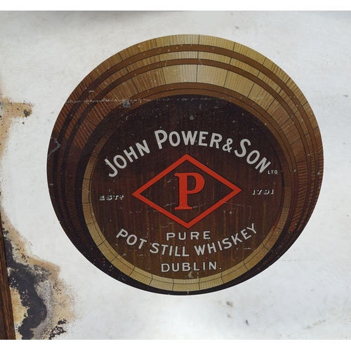 12 - JOHN POWER & SON LTD. ORIGINAL MIRROR