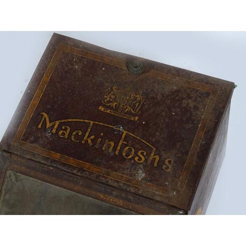 14 - MACKINTOSH'S ORIGINAL BISCUIT TIN