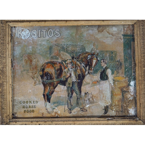 17 - KOSITOS COOKED HORSE FOOD ORIGINAL POSTER