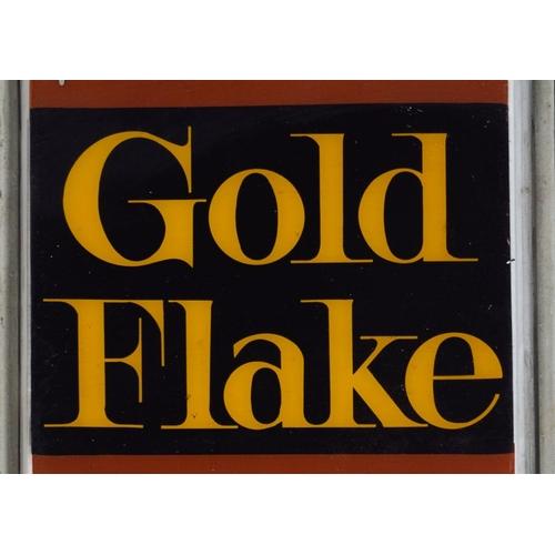 19 - GOLD FLAKE ORIGINAL SIGN