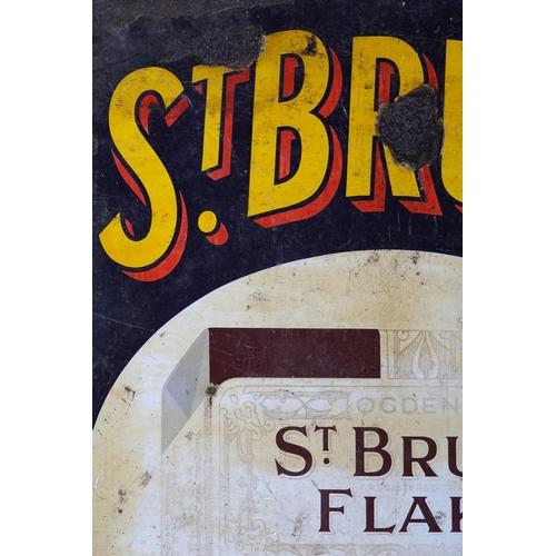 21 - ST. BRUNO FLAKE ORIGINAL POSTER