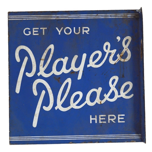 29 - GET YOUR PLAYER'S PLEASE HERE ORIGINAL SIGN