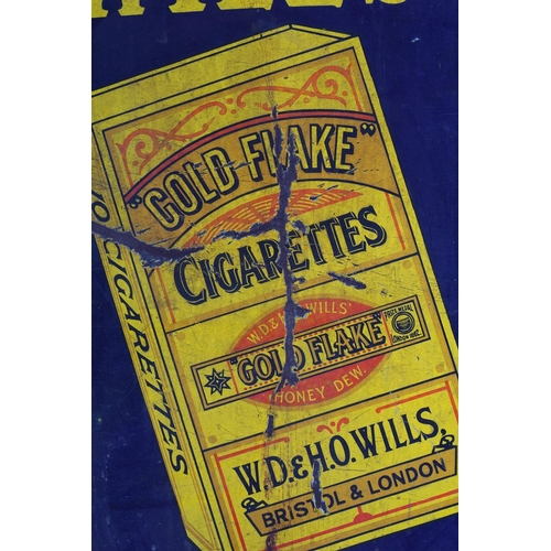 31 - WILLS'S CIGARETTES SOLD HERE SIGN