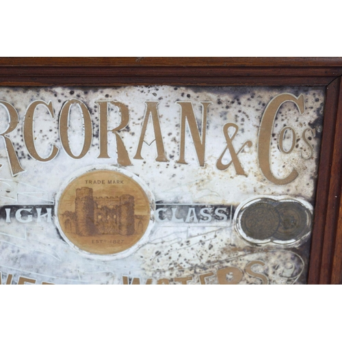 4 - CORCORAN & CO. CARLOW ORIGINAL MIRROR