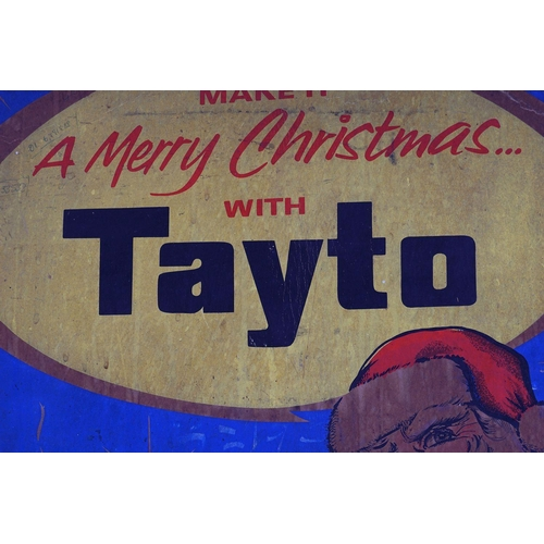 48 - MAKE IT A MERRY CHRISTMAS WITH TAYTO POSTER
