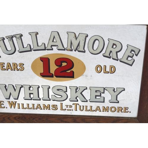 52 - TULLAMORE WHISKEY ORIGINAL MIRROR