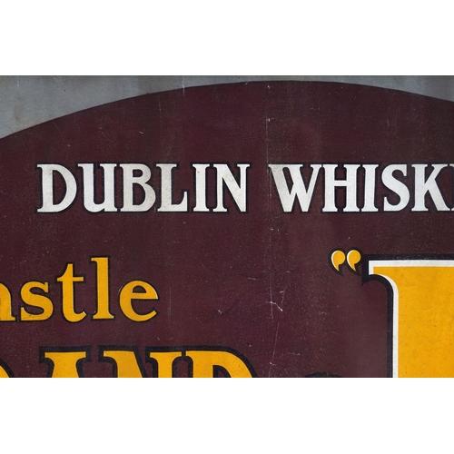 57 - DUBLIN WHISKEY ORIGINAL POSTER