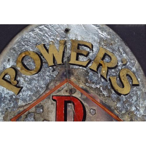 7 - POWER'S PURE POT STILL WHISKEY ORIGINAL MIRROR