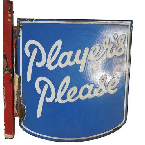 9 - PLAYER'S PLEASE ORIGINAL SIGN