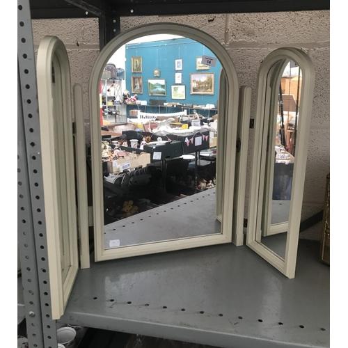 14 - Dressing table vanity mirror